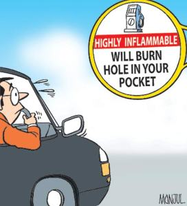Cartoon appeared in DNA, 5th Nov, 2011