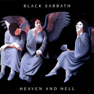Black Sabath Heaven and Hell