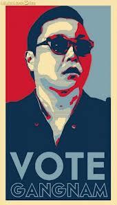 Vote Gangnam