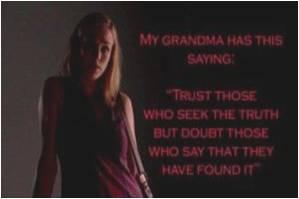 Dexter Hannah quote