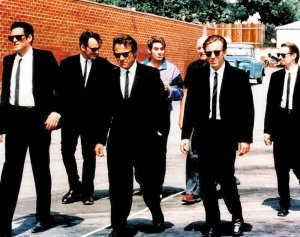 Reservoir Dogs Poster 1