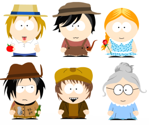 Tom_Sawyer_Gang__South_Park_by_Nuii_Pirate