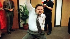 David Brent Dancing