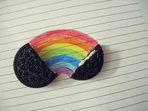 oreo-rainbow