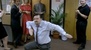 Ricky Grievas Dancing