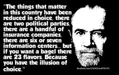Carlin Illusion of choice