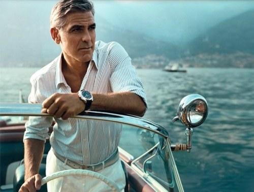 Clooney Boat